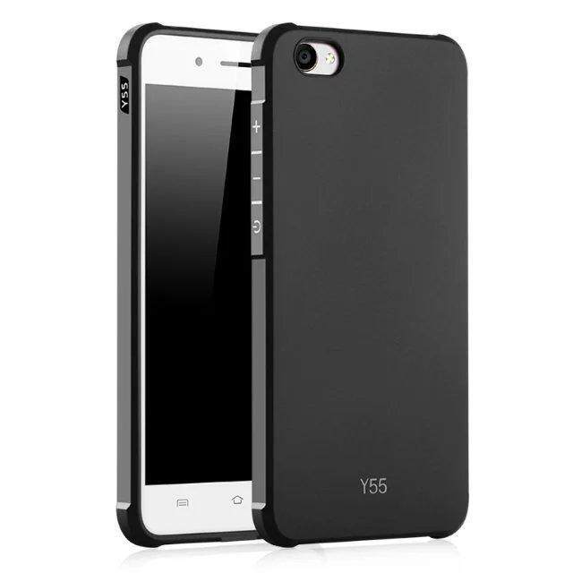 BYT Silicon Screen Protective Cover Case for Vivo Y55 - intl ...