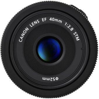 [CANON]Canon EF 40mm f/2.8 STM Camera Lens / Canon Camera Lens / Black Color - intl
