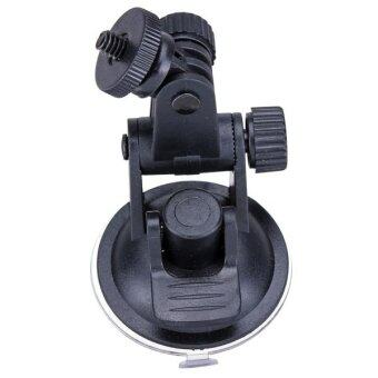 Car Holder for Sport Camera SJcam SJ4000 SJ5000 M10 SJ5000X X1000 SJ1000 Gopro (Black)