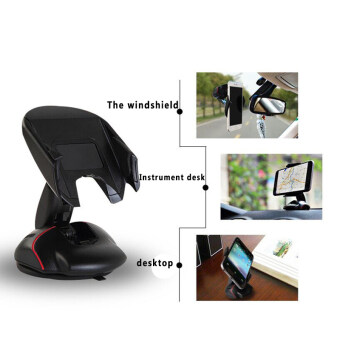Car Mounts + Adjustable Car Holder for 3.5-6 Inch Cellphones