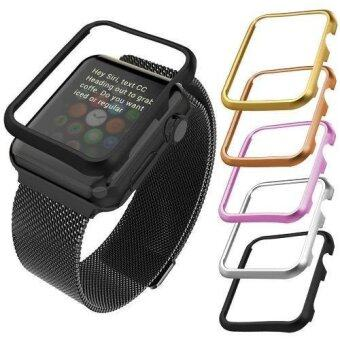 Case for Apple Watch Series 2 and 1 42mm Aluminum Alloy Case (Without Screen Cover) - intl