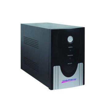 เครื่องสำรองไฟ Chuphotic 850VA / 390Watt รุ่น MW850II V4