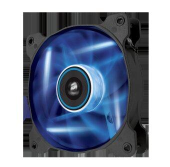 Corsair AF120 LED Blue Quiet 12CM FAN CASE พัดลมเคส