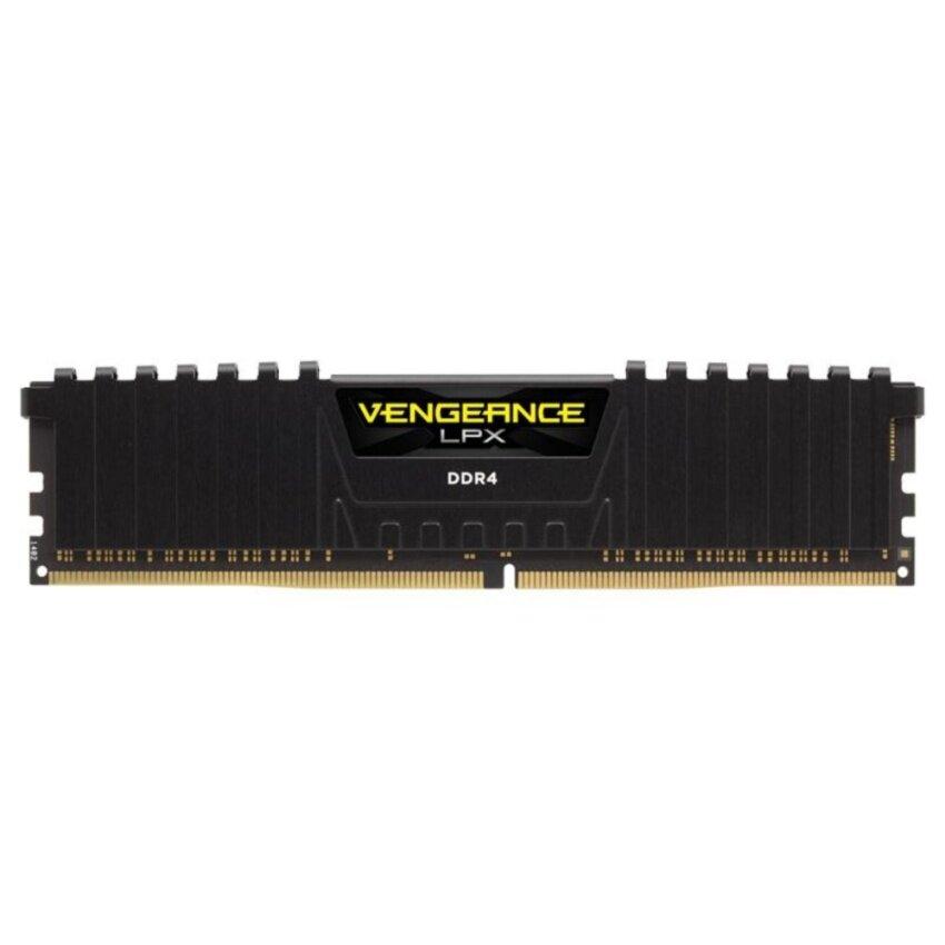 Corsair Ram PC DDR4 8G/2400 Vengeance LPX C14 (Black)