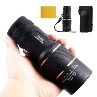 Day Night Vision 16x52 HD Optical Monocular Hunting Camping Hiking Telescope - intl