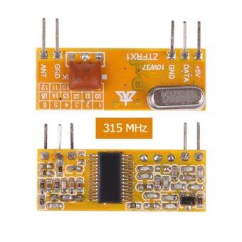 DC5V 315MHZ Wireless Receiver Module Data Transmission Remote Control Parts