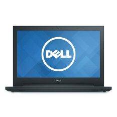 """Dell Inspiron 3458(W561209TH) Intel  i3-4005U/4GB/500GB/15.6""""/Intel HD Graphics 4400/Win 8.1  - Black"""