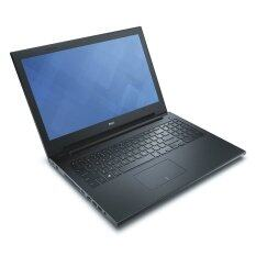 "Dell Inspiron 3543(W561034TH) Intel Core i7-5500U/8GB/1TB/15.6""/NVIDIA GeForce 840M/Ubuntu  - Black"