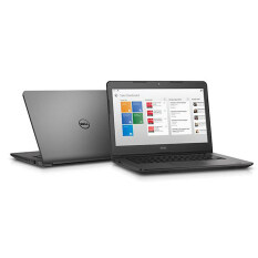 Dell Latitude 3450,Ci3-4005U,4GB,1TB,W8.1P 14 นิ้ว (Black)