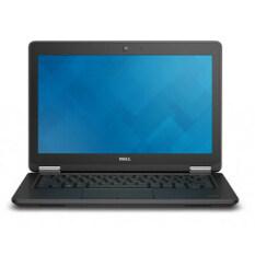 Dell Latitude7250,Ci7-5600U,8GB,128GB,W8.1P 12.5.นิ้ว (Black)