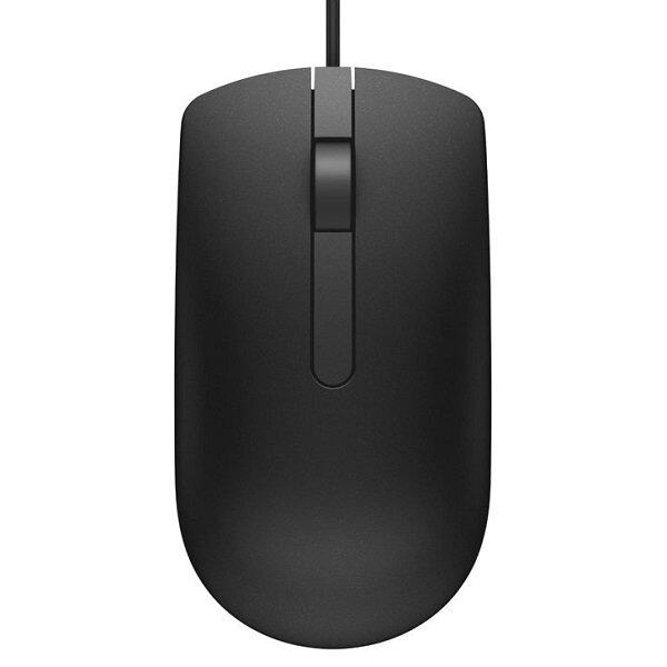 Dell MS116 เมาส์ optical mouse