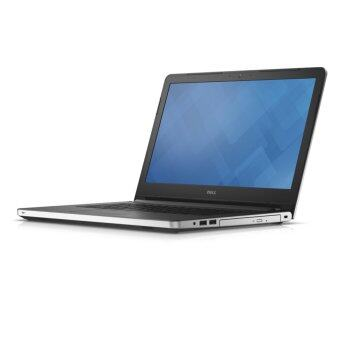 Dell NOTEBOOK DELL INSPIRON 5468 Core i5-7200U 4GB DDR4 SSD256GB R7 M440(2GB DDR3) (W56652271TH) WHITE