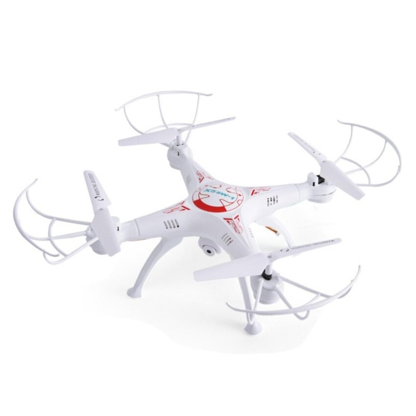 โดรนบังคับ โดรนติดกล้อง Drone 2.4G VENTURE ดูภาพสดผ่านมือถือ กล้องชัด 2 ล้าน Pixel (สีดำ) แถม แบตสำรอง