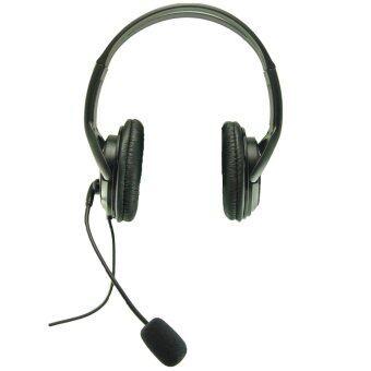 Echo2 หูฟังวิทยุสื่อสาร ครอบหัวใหญ่ ขั้ว ICOM สำหรับ วิทยุสื่อสาร ICOM ของแท้เท่านั้น
