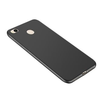 For Redmi 4X Soft Silicone Phone Case/ Sweatproof Fingerprint-proofProtective Back Cover for Xiaomi Redmi4X - intl