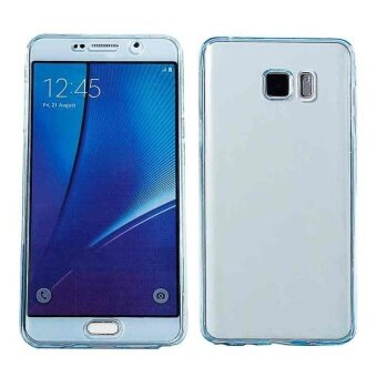 For Samsung Galaxy Note 5 Ultra Thin 360 TPU Gel Skin Cover CasePouch Case NEW -