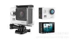 Foreign Trade Hot Sales Mini Sports Camera 4k Wifi Camera Waterproof Outdoor Riding Sports Dv - Intl ราคา 2,730 บาท(-33%)