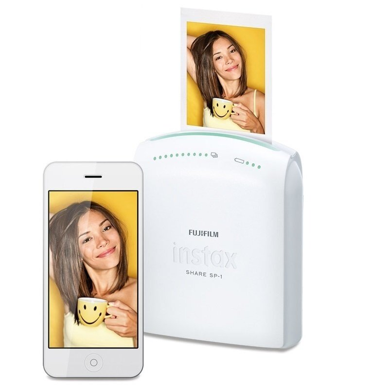 Fujifilm Fuji Instax Share Smartphone Printer SP-1 by Mastersat
