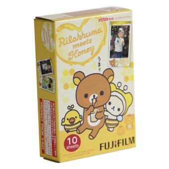 Fujifilm Instax Mini Film - Rilakkuma Meets Honey