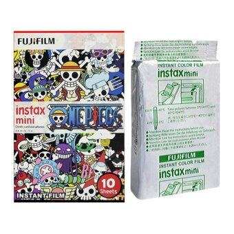 Fujifilm Instax Mini One Piece CN Instant 10 Film for Fuji 7s 8 2550s 70 90/ Polaroid 300 Instant Camera/ Share SP-1