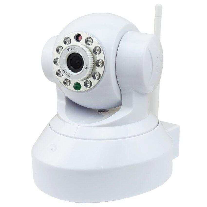 Gateway กล้องIP Camera P2P 1.00 MP รุ่น S6202Y (สีขาว)