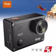 Gitup Git2p Pro Action Sports Camera Wifi 2k 1080p Full Hd Helmet 1.5
