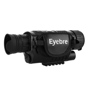 GOOD Night-Vision Monocular Infrared Night Vision Telescope Night Time Navigation black - intl
