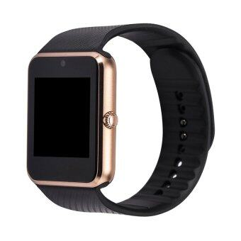 GT08 Bluetooth Smart Watch Android Smartwatch Sim Card Fitnessforapple ios android (Gold) - intl