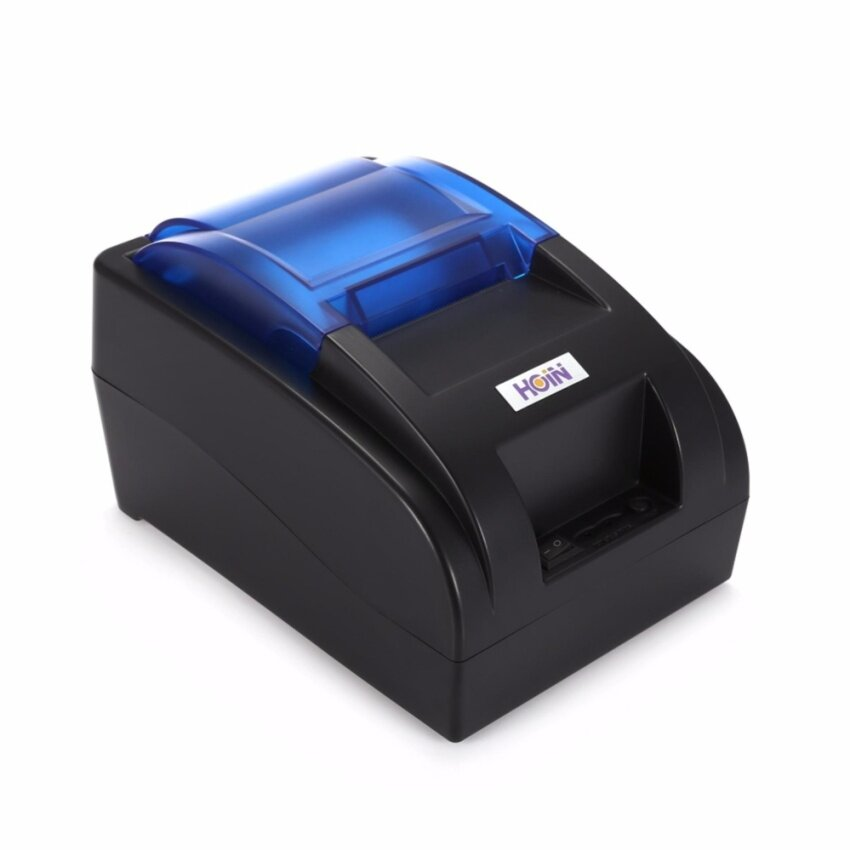 HOIN HOP - H58 58mm USB / Bluetooth Thermal Cash Receipt Printer POS Printing Instrument Android iOS 90mm/sec - intl