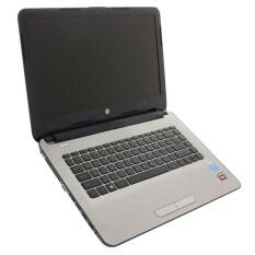 """HP 14-ac008TX i3-4005U/4G/500G/R5M330/14.0""""/Dos (Silver)"""