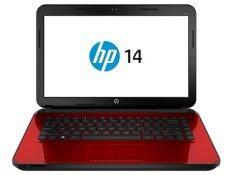 "HP 14-d001TX i3-3110M 14.0"" 4GB  (Red)"