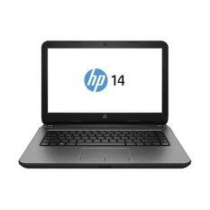 "HP 14-r023TX 4GB Core i3-4030U 14"" - Silver"