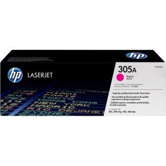 HP CE412A รุ่น 305A MAGENTA (Pink)