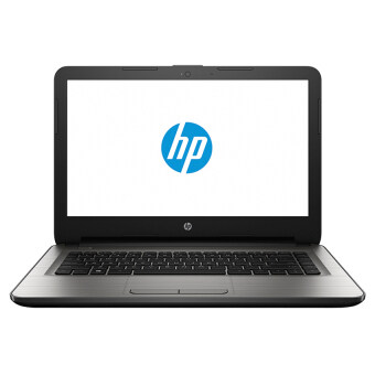 "HP Notebook 14-am001TU(W0J30PA#AKL) PenN3710 4GB 500GB Dos 14"" (Silver)"