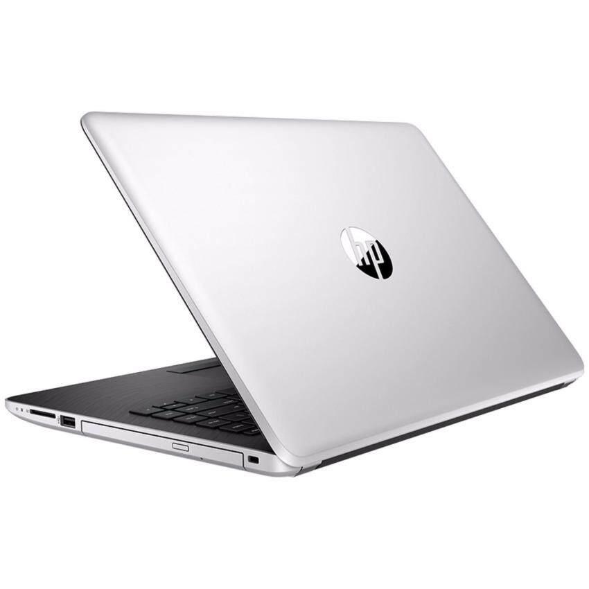 HP Notebook 14-bs052TX ( Natural Silver ) image
