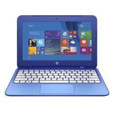 "HP Notebook Stream 11-d003TU K5C47PA#AKL N2840 2.16/2GB/32GBeMMc/Intel HD/11.6""/Win 8.1 Bing (Blue)"