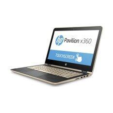 HP แล็ปท็อป Pav x360 Convert 13-u001TU Touch/i5-6200U/13.3/4GB/128GB/UMA/Win10 SL (EM)/NA/ac+BT/NSV/FH (สีเงิน)
