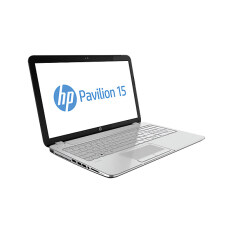 HP Pavilion 15-p238TX i7-5500U 8G 1TB G840(2) Dos - Snow Wihte