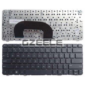 สร้างแป้นพิมพ์สำหรับ HP Pavilion DM1-3000 4000 3105แผ่น 3010NR 3201AU 4013AU mini230-3000 DM1-4000 3005XX 3007AU 3201 DM1Z 3200 US แป้นพิมพ์คอมพิวเตอร์แล็ปท็อปสีดำ