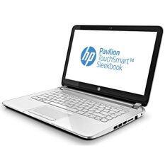 HP Pavilion TouchSmart 14-v006TX รุ่น J2C65PA#AKL (White)