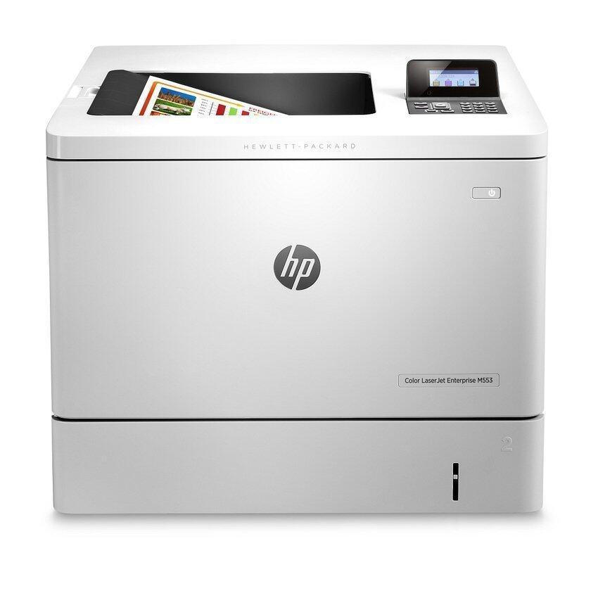 ขาย HP Printer Color LaserJet Enterprise M553dn (B5L25A)