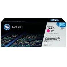 HP Toner Cartridge 123A (Q3973A) for CLJ2550 Series - Magenta image