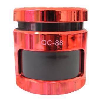 HTD ลำโพง MP3 รุ่น QC88 (Red)