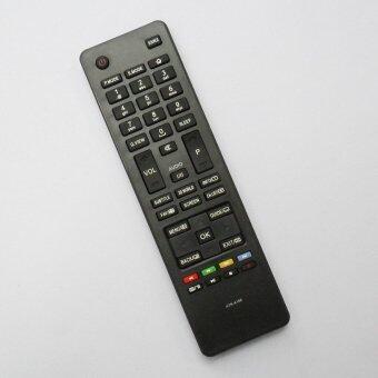 รีโมทใช้กับไฮเออร์ ทีวี แอลอีดี รหัส HTR-A18E (สีดำ)