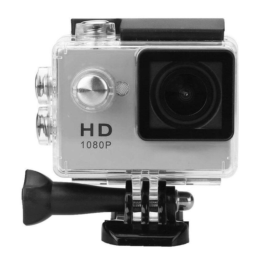 I-SAY Action Camera Full HD 1080 รุ่น CA001 (Silver)