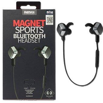 I-Smart Bluetooth Headset 4.1 หูฟังไร้สาย หูฟัง บลูทูธ ไร้สาย รุ่น RM-S2 (สีดำ)