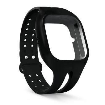 สายนาฬิกาซิลิโคน สีดำ สำหรับ imoo watch phone Y01