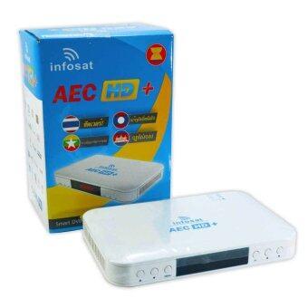 Infosat Receiver Smart CKU รุ่น AEC HD+
