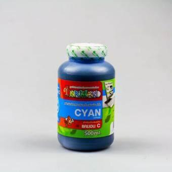 INKMAN น้ำหมึกเติม แคนนอน Canon Inkjet Refill ขนาด 500ml.