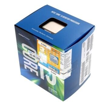 Intel CPU Core i5 -0 6500 (Box Ingram/Synnex)